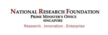 Singapore National Research Foundation Fellowship