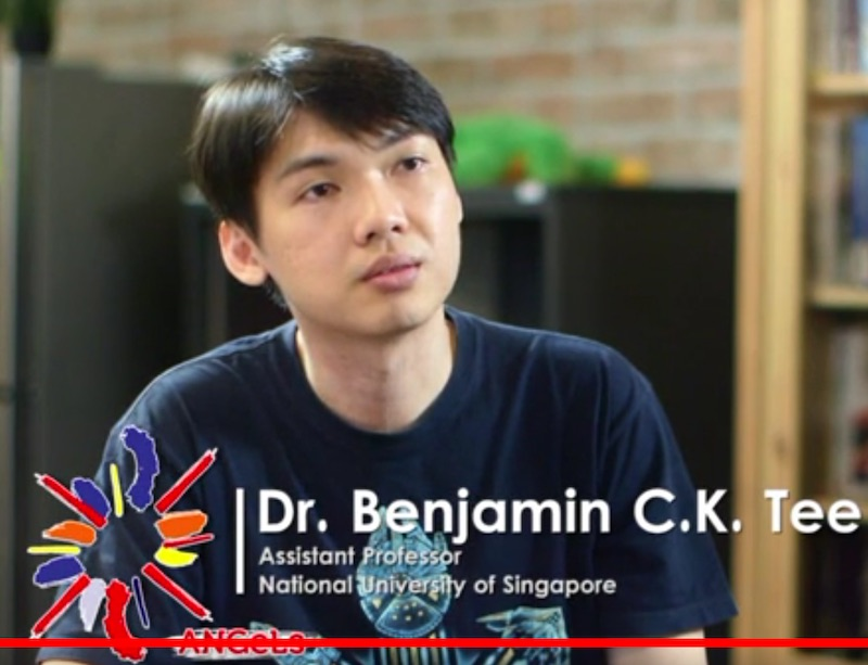 ASEAN's Next Generation Leaders (ANGeLs) on Channel News Asia International